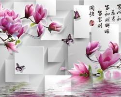 Mẫu tranh 3D mã: t3d-021