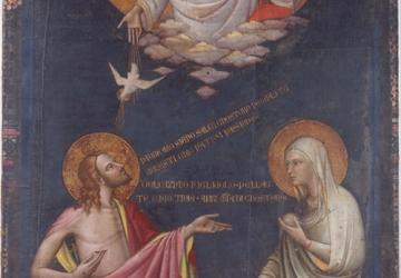 Mẫu tranh công giáo: 009TCG