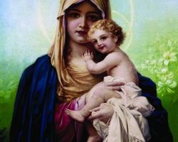 Mẫu tranh công giáo: 011TCG