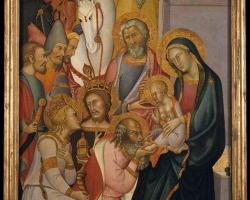 Mẫu tranh công giáo: 016TCG
