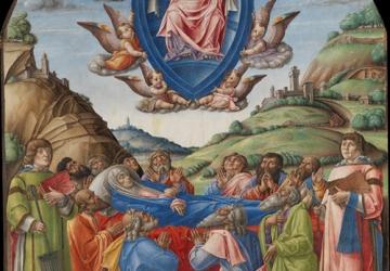 Mẫu tranh công giáo: 018TCG