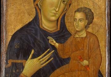 Mẫu tranh công giáo: 020TCG