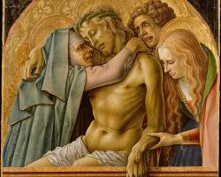 Mẫu tranh công giáo: 038TCG