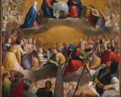 Mẫu tranh công giáo: 039TCG