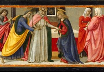 Mẫu tranh công giáo: 054TCG