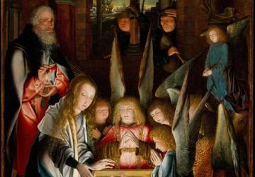 Mẫu tranh công giáo: 064TCG