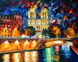 Mẫu tranh sơn dầu làng quê Châu Âu: 078TCA