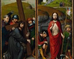 Mẫu tranh công giáo: 086TCG