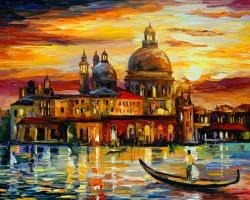 Mẫu tranh sơn dầu làng quê Châu Âu: 102TCA